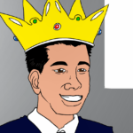 Sectricity cartoon - Travis Kalanick