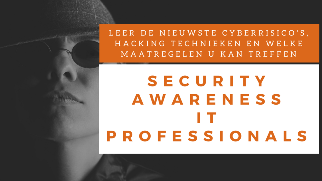 security awareness IT professionals