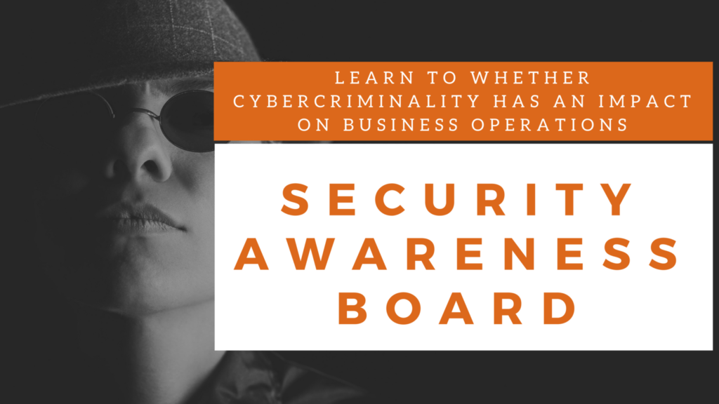 security awareness board