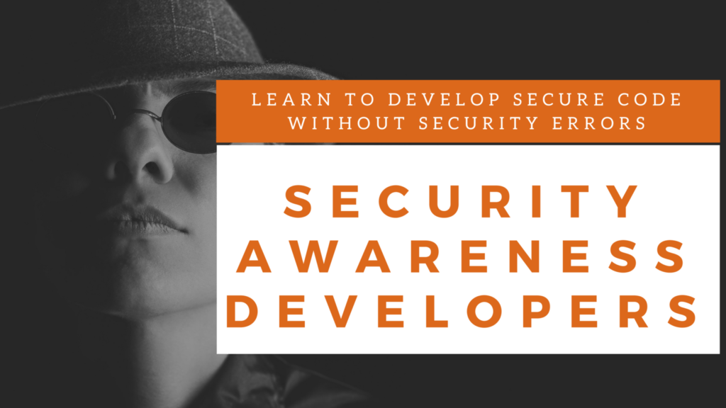 security awareness for developers