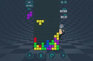 Sectricity - jeu RGPD tetris