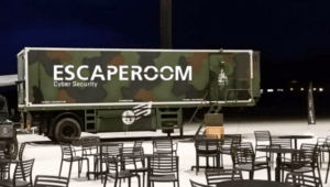 Sectricity Cyber Security Escape Truck