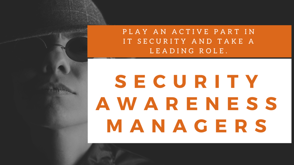 security awareness directie, Security Awareness for Managers