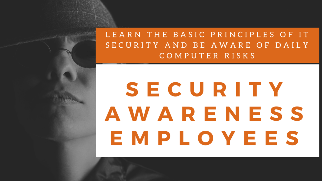 Security Awareness Staff - Sectricity - Learn to recognize